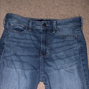 Hollister Light Wash Jeans